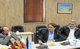 حضور مسئول اورژانس هوایی پیش بیمارستانی وزارت بهداشت در فردوس